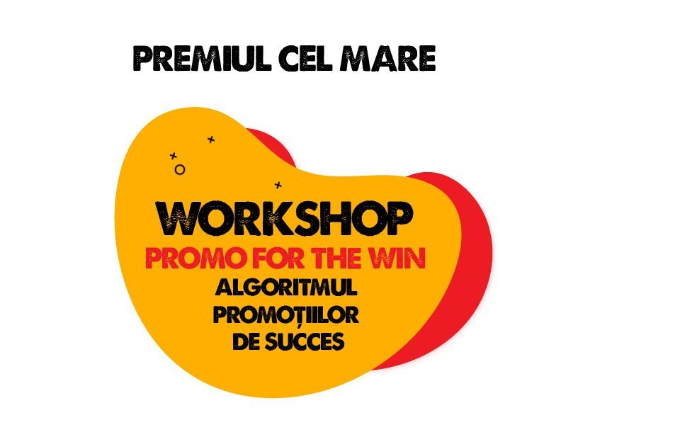 Câștigă premiile care-ți fac viața de organizator de promoții mult mai ușoară!